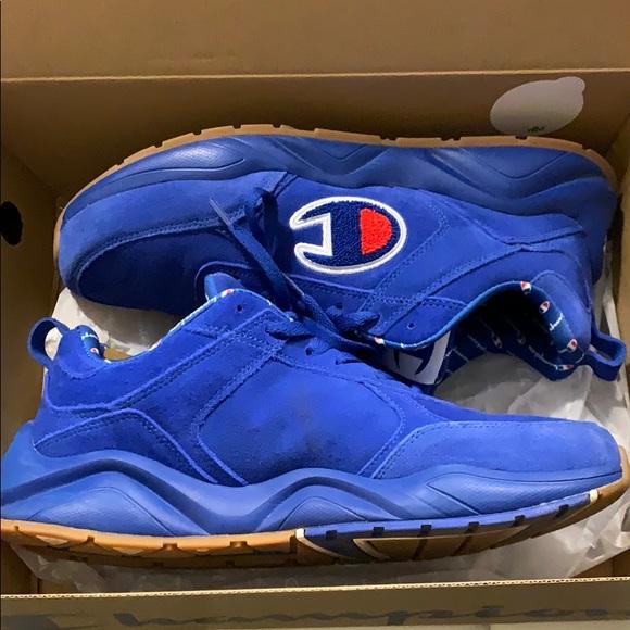 Mens 93 Eighteenth Royal Blue Sneakers